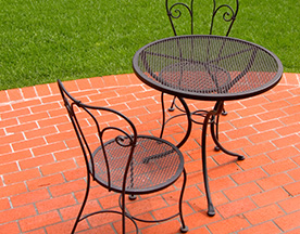 Patio Furniture Repair: How To Fix Your Aluminum Patio Chairs ...